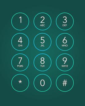 Profile_phone-number-keypad